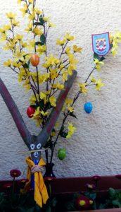 Bastelaktion für Ostern