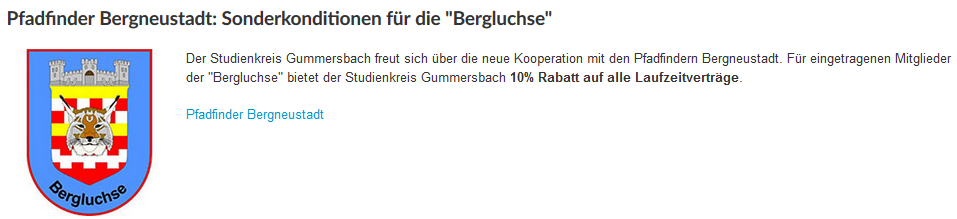 Kooperationspartner Studienkreis Gummersbach